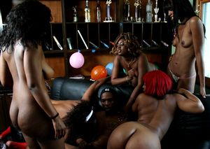 African sex Party