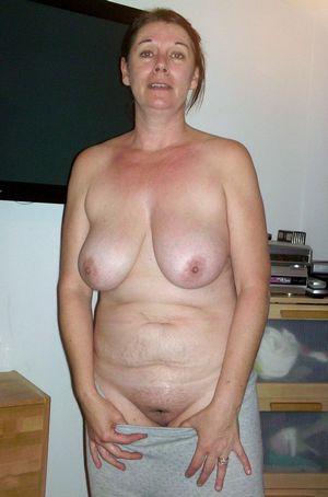 Middle Aged Nudes