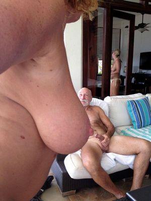Aged Women Nudists