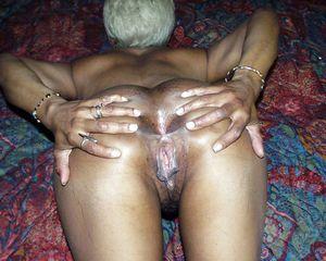 Ebony Butt Fuck