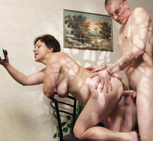 Old Sluts Porn